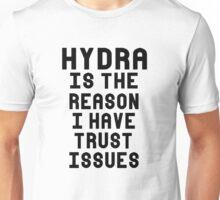 Hydra Trust Issues Unisex T-Shirt