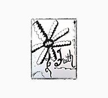 Rachel Doodle Art - Faith Unisex T-Shirt