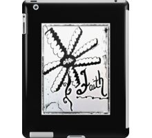 Rachel Doodle Art - Faith iPad Case/Skin