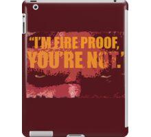 Hellboy iPad Case/Skin