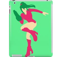 Justin Bailey Blocky iPad Case/Skin