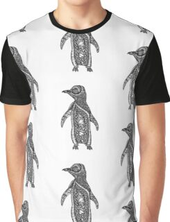 Peculity the Penguin Graphic T-Shirt