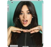 Camila for iHeart Radio Jingle Ball 2016 iPad Case/Skin