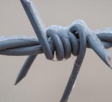 Barbed wire Sticker