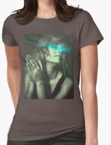 Untitled Woman Womens Fitted T-Shirt