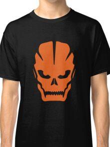 Orange skull Classic T-Shirt