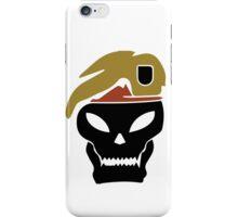 Rambo skull iPhone Case/Skin