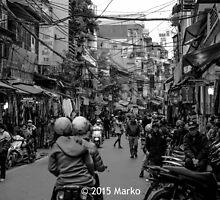 Mayhem in Hanoi? by DSMIW