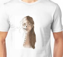 Faded face  Unisex T-Shirt