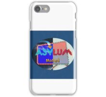 Asylum Motel iPhone Case/Skin