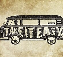 Take it Easy - Tribute by Vin  Zzep