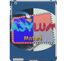 Asylum Motel iPad Case/Skin