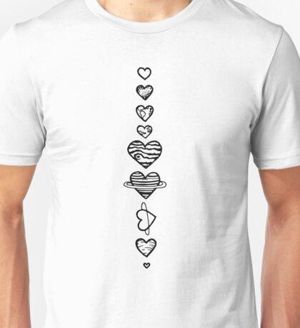 Lovely Planets Unisex T-Shirt