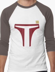 Boba Fett Men's Baseball ¾ T-Shirt