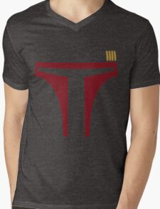 Boba Fett Mens V-Neck T-Shirt