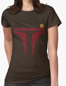 Boba Fett Womens Fitted T-Shirt