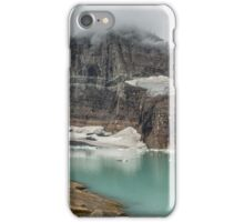 Grinnell and Salamander Glaciers, Soon Things of the Past iPhone Case/Skin