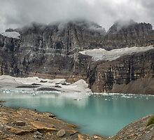 Grinnell and Salamander Glaciers, Soon Things of the Past by BelindaGreb