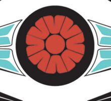 Zen Tie Fighter Sticker