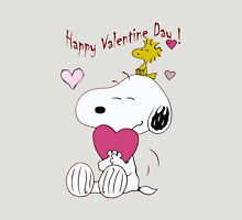 Snoopy Valentine Day Unisex T-Shirt