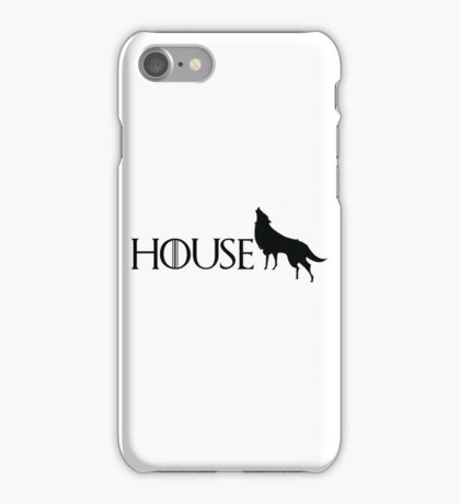 Game of Thrones - Stark iPhone Case/Skin