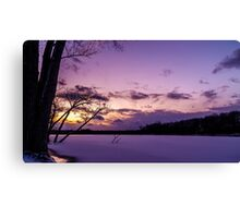 Gypsy Hand in the Morning Canvas Print