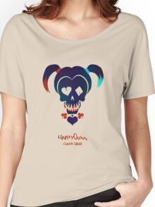 HarleyQuinn suicide squad Women's Relaxed Fit T-Shirt