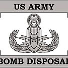 EOD Master Army Bomb Disposal by jcmeyer