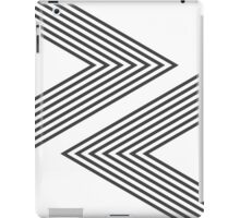 Rock, Paper, Scissors - Charcoal iPad Case/Skin