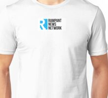 Rampant News Network  Unisex T-Shirt