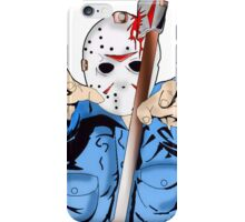 Jason Vorhees iPhone Case/Skin