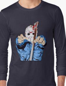 Jason Vorhees Long Sleeve T-Shirt