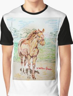 Baby Secretariat Graphic T-Shirt