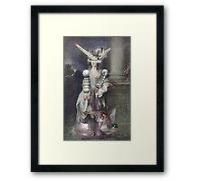 Renaissance Thought. Framed Print