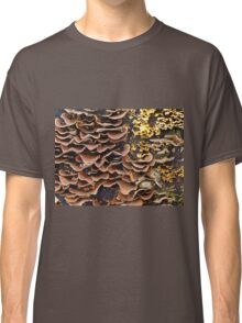 Fungus Collage  Classic T-Shirt