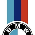 BMW Stripe by BaDizza