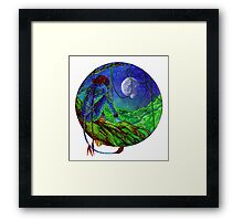 The Woman No One Wants Framed Print