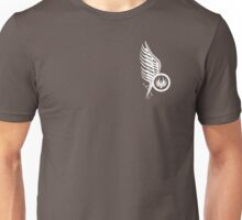 Starbucks Tattoo BSG 2 Unisex T-Shirt