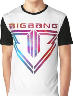 Big Bang - smokey Graphic T-Shirt