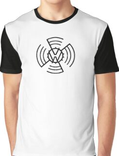 Volkswagen Logo Graphic T-Shirt