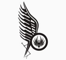 Starbucks Tattoo BSG One Piece - Short Sleeve