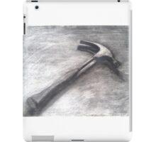 Charcoal Hammer iPad Case/Skin