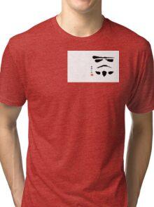 Storm Trooper Brush Stroke Tri-blend T-Shirt
