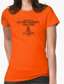 C-SEC Academy Womens Fitted T-Shirt