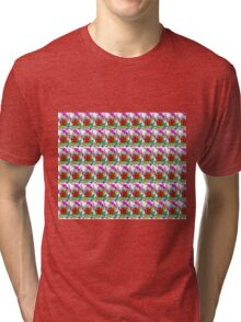 Abstract Colour by Lollypop Arts Tri-blend T-Shirt