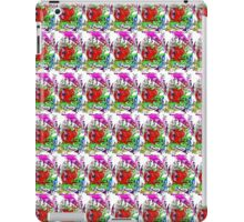 Abstract Colour by Lollypop Arts iPad Case/Skin
