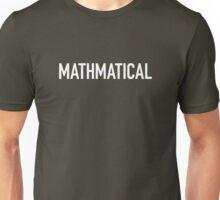 Mathmatical - Adventure Time Unisex T-Shirt