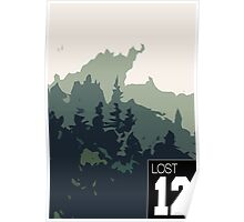 Lost 12 Poster
