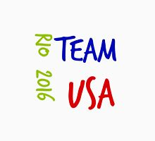 Rio 2016 Team USA.  Mens V-Neck T-Shirt