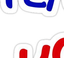 Rio 2016 Team USA.  Sticker